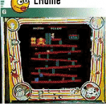 EMame is a port of Mame to Symbian devices by Peter van Sebille. Staffan U