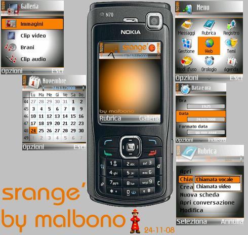 Srange by Malbono