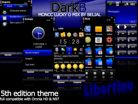 DarkB by Libertine