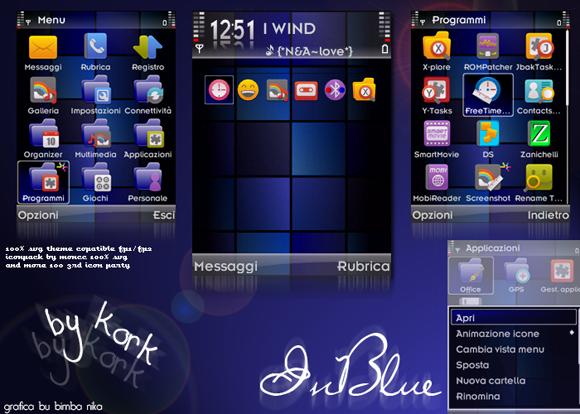 InBlue by Kork