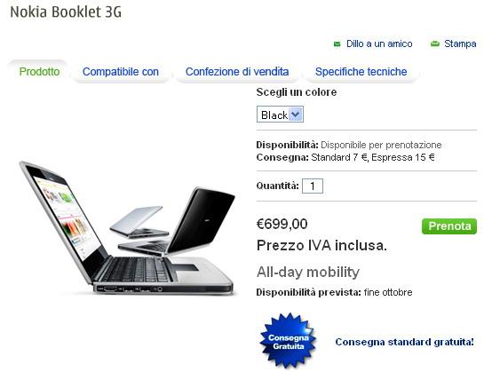 Booklet 3G Nokia