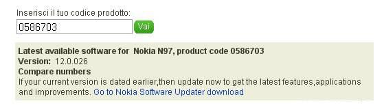 Nokia n97 fw v.12.0.026