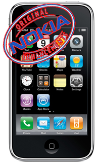Nokia denuncia Apple