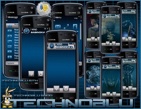 TechnoBlu by Babi