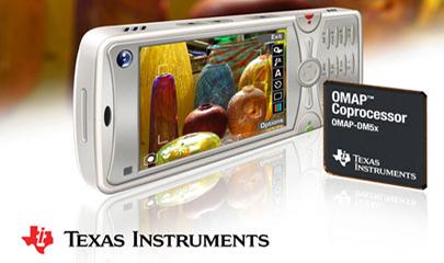 Texas Instruments: Omap DM5x