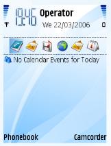 Home Produttiva nei Symbian S60