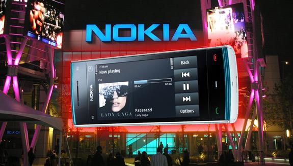 Party Nokia X6
