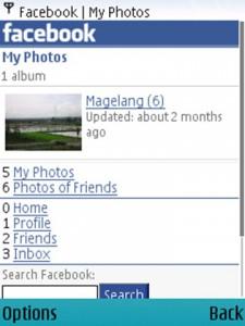 Facebook per E71 e E72