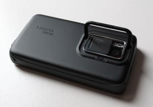 Nokia N900 - Fotocamera e Kickstand