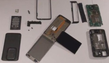 Nokia-N900-Disassembly