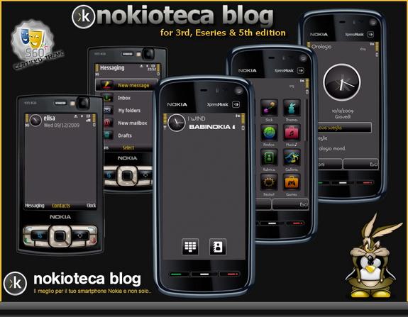 Nokioteca Blog Theme by Babi