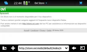 Ovi Store per N900