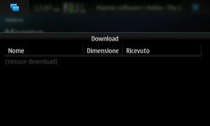 Gestione dei Download: altro esempio di Desktop Browser