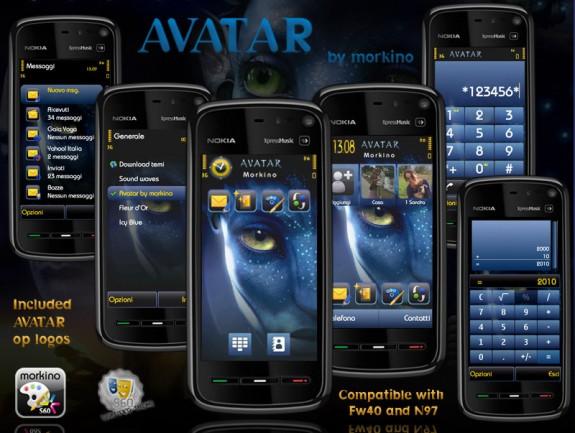 Avatar Theme by morkino