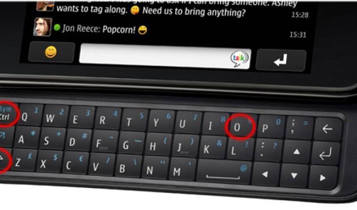 Il portrait sul Web con Nokia N900