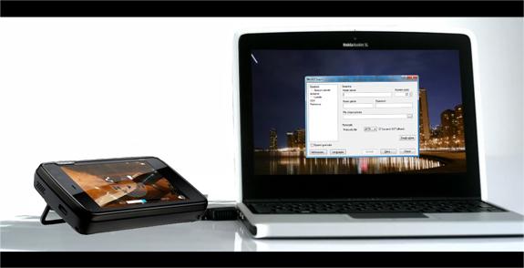 Nokia N900 e Nokia Booklet 3G