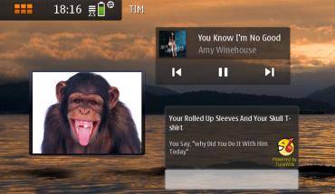 TuneWiki Lyrics Widget