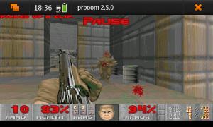 Doom per Maemo 5