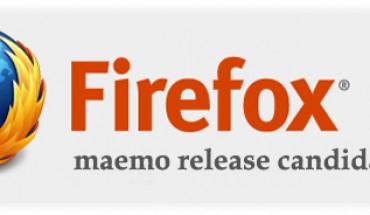 La release candidate di Firefox per Nokia N900