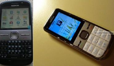 Questi i primi telefoni della serie C?