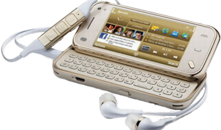 Nokia N97 Gold Edition