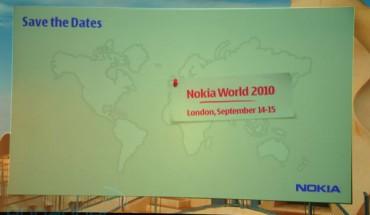 Nokia World 10'