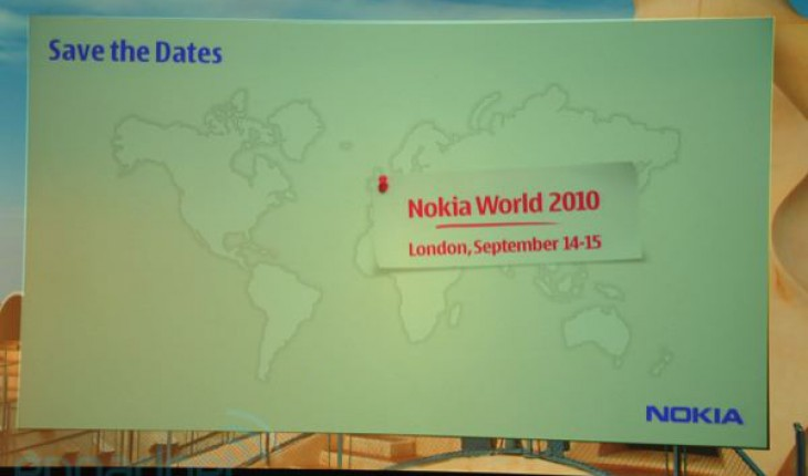 Nokia World 10'
