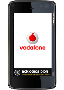 N900 brand Vodafone