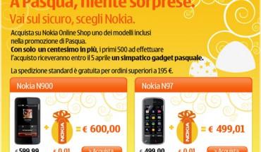 A Pasqua, scegli Nokia!