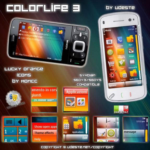 Colorlife 3 by Udeste
