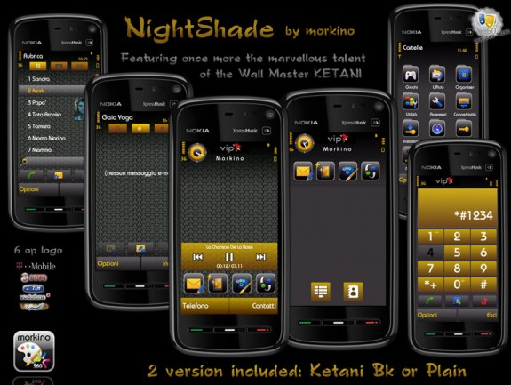 NightShade by morkino