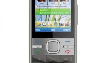 Nokia C5 Warm Grey