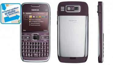 Nuovo Nokia E72 amethyst violet