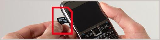 SanDisk microSDHC da 32 Giga