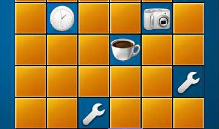 Picture Memory Touch