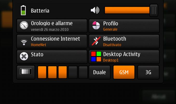 Desktop Activity Manager