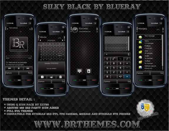 Silky Black by BlueRay