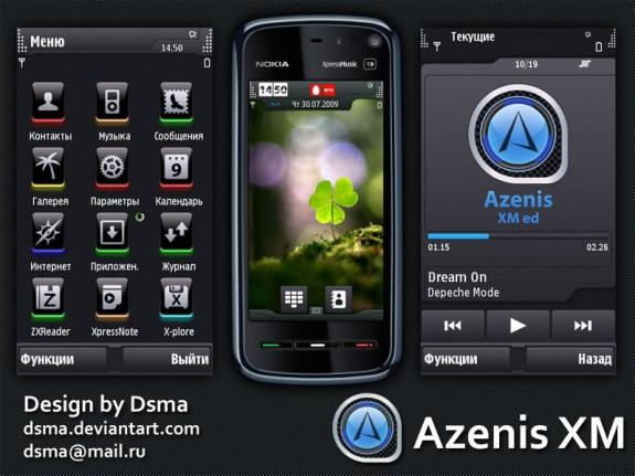 Azenis by Dsma