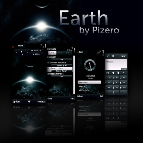 Earth by Pizero