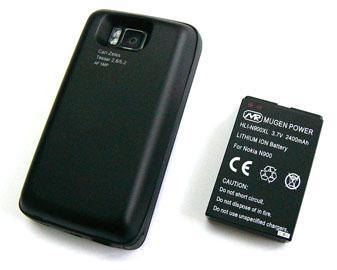 batteria maggiore n900