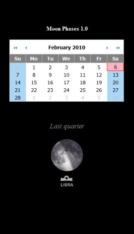 Moon Phases 1.0