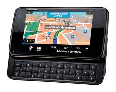 Sygic su N900