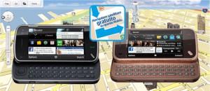 Nokia N97 e N97 mini e Ovi Maps