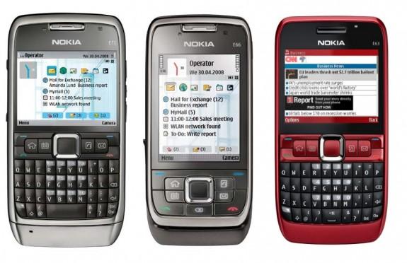 Nokia E71 E66 E63