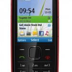 Nokia x2 front