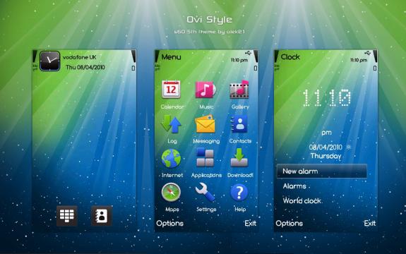 Ovi Style by olek21