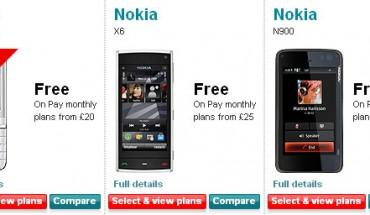 Offerte Vodafone UK