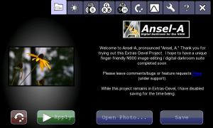 image editor per n900
