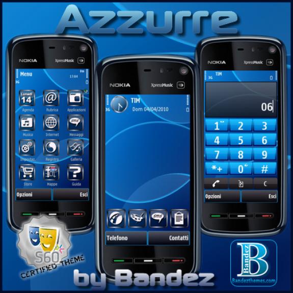 Azzurre by Bandez
