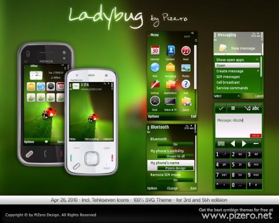 LadyBug by Pizero